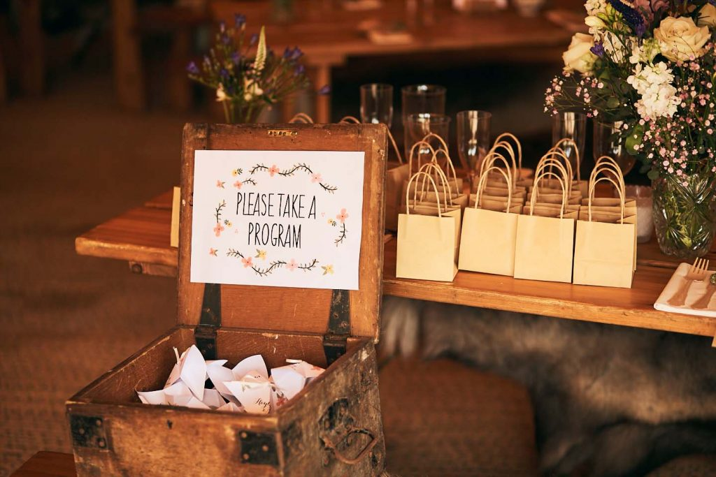 festival-wedding-programmes